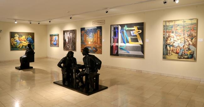 Colección Permanente de Arte Latinoamericano