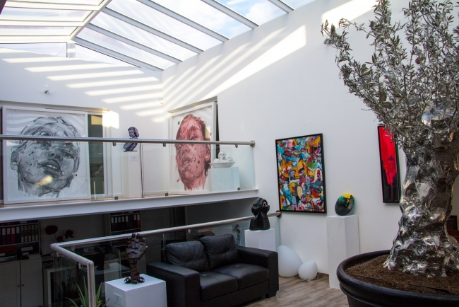 Galería Krystel Ann Art
