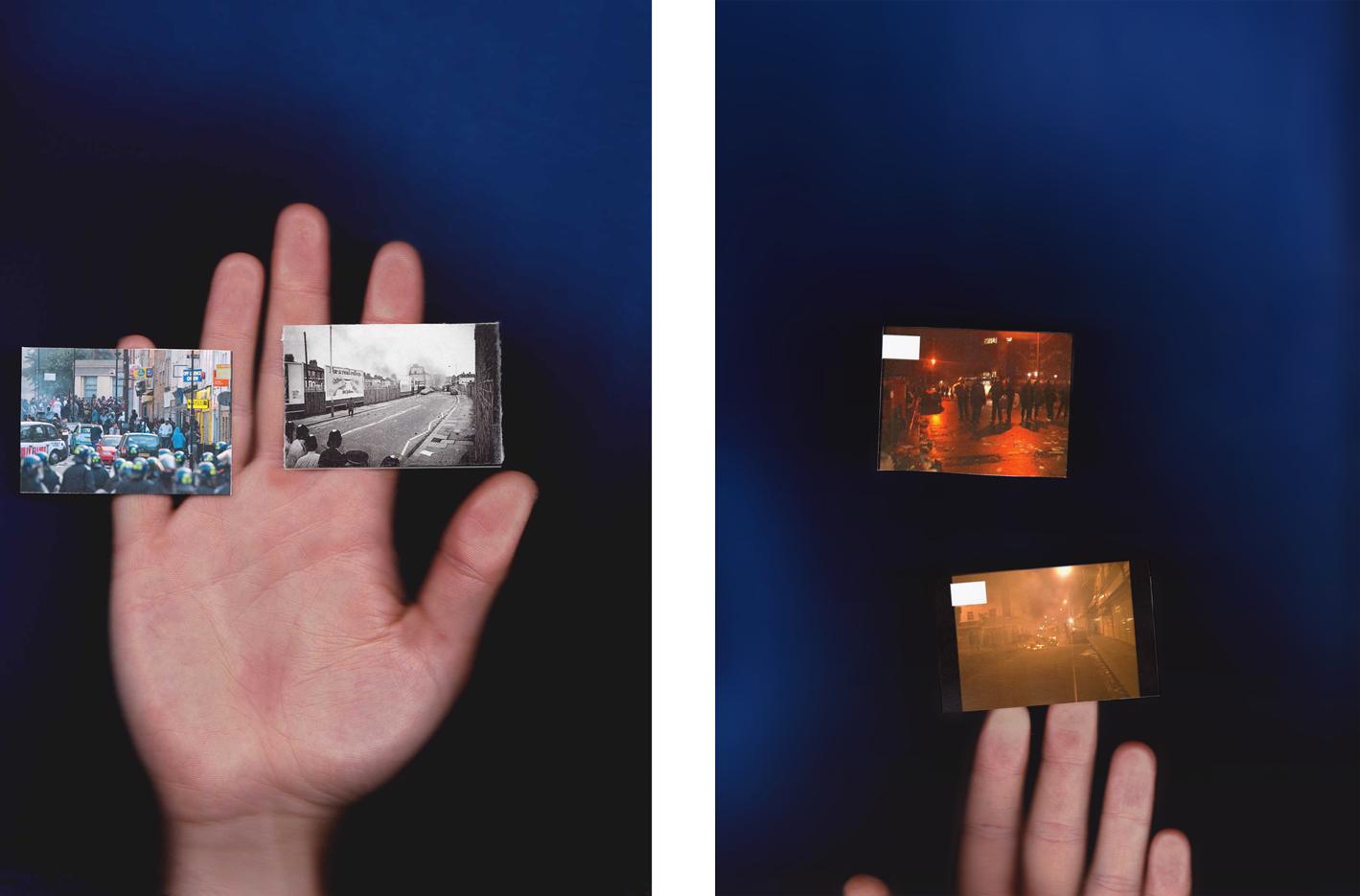 Imagenes recurrentes (2018) - Marco Godoy