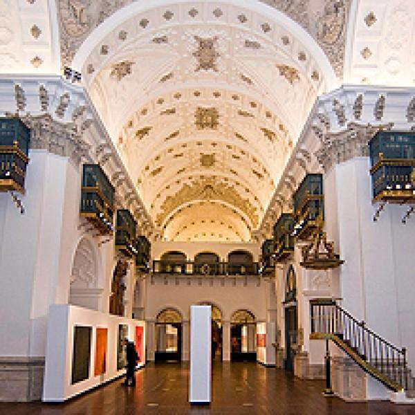 Sala Municipal de Exposiciones de la Iglesia de las Francesas