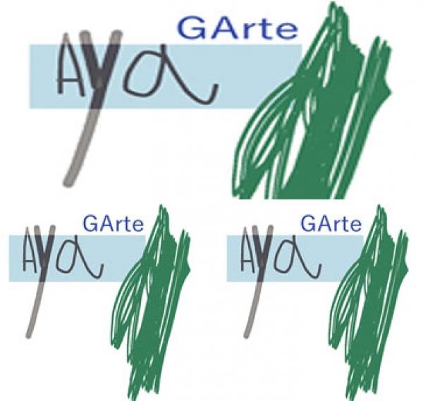 GArte AYA. Exposiciones, Comisariado y Representación.