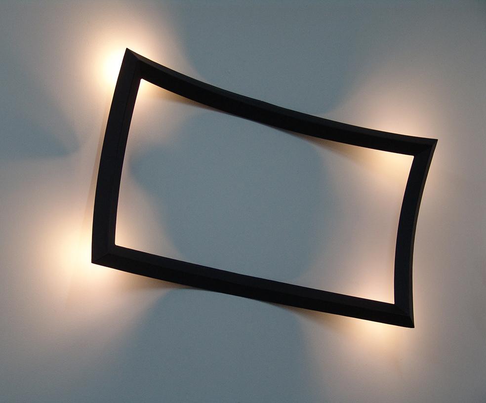 Rectángulo de luz