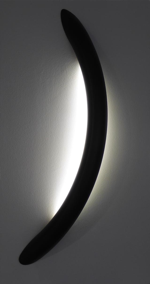 Gran arco de luz emergente