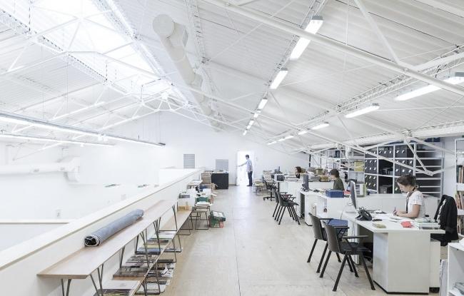 Nuevo espacio en Villa Crespo. Cortesía de la Galería Ruth Benzacar