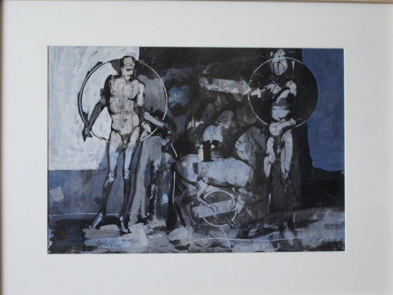 Fuerza y Sensibilidad (1989) - Raúl Romero Altares