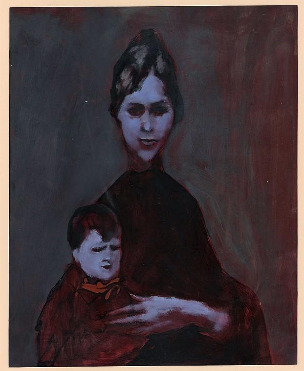 Maternidad II (1979) - Raúl Romero Altares