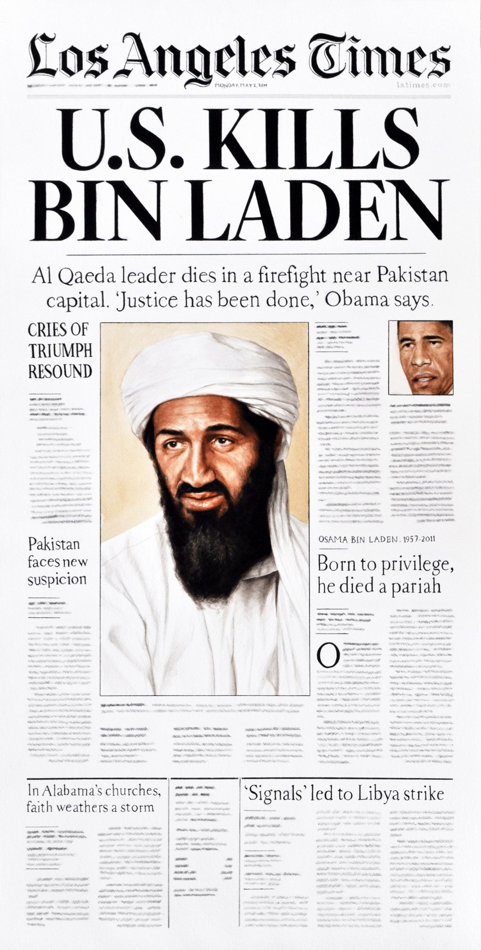 Los Angeles Times (2013) - Kepa Garraza