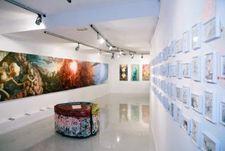 Montana Gallery Barcelona - Enric Sant.