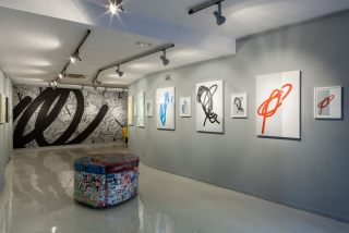 Montana Gallery Barcelona - Elian y Pastel.