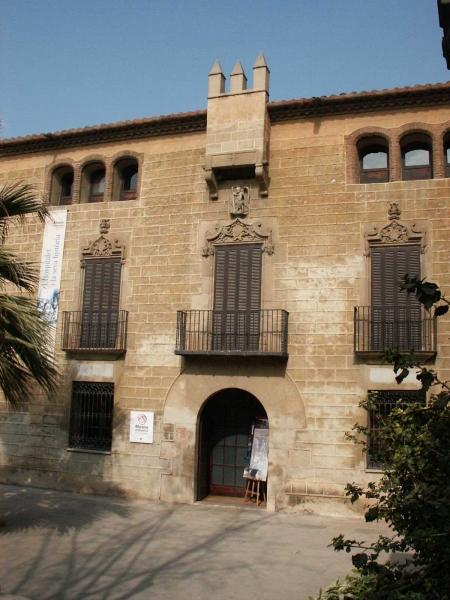 Museu de l'Hospitalet - Museu d'Historia de l'Hospitalet. Museo |  ARTEINFORMADO