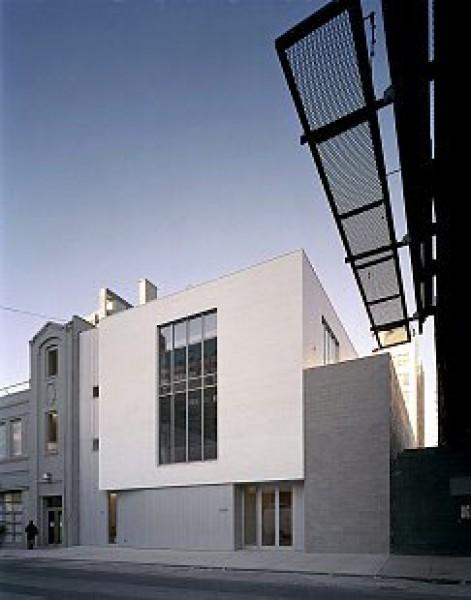 Marianne Boesky Gallery, 509 West 24th Street, New York © Eduard Hueber