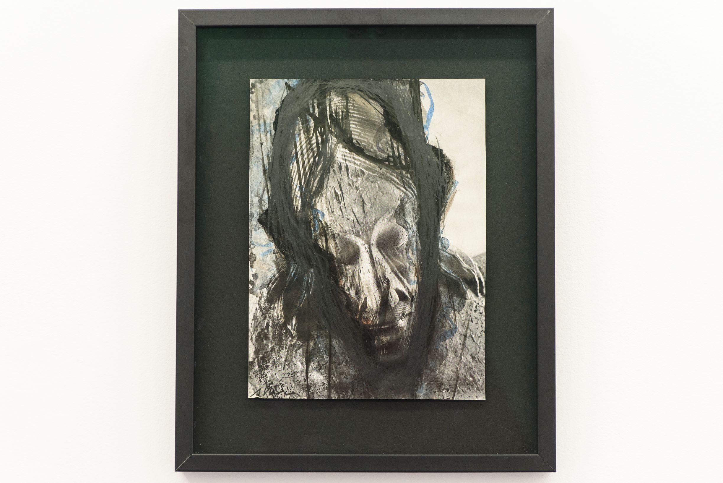 Serie Christusköpfe (1979) - Arnulf Rainer