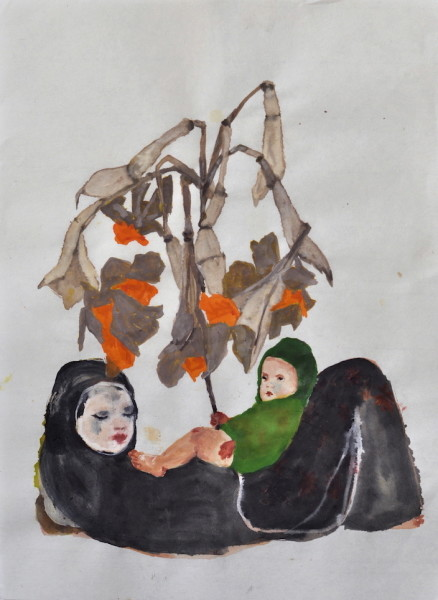 Untitled (2020) - Maya Hewitt