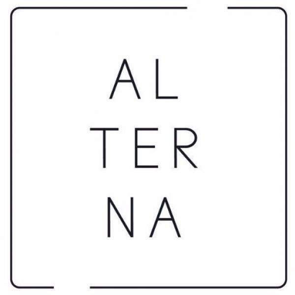 Logotipo. Cortesía de la galería Alterna