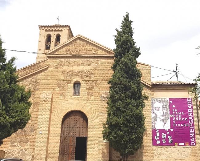 Entrada exposición Toledo