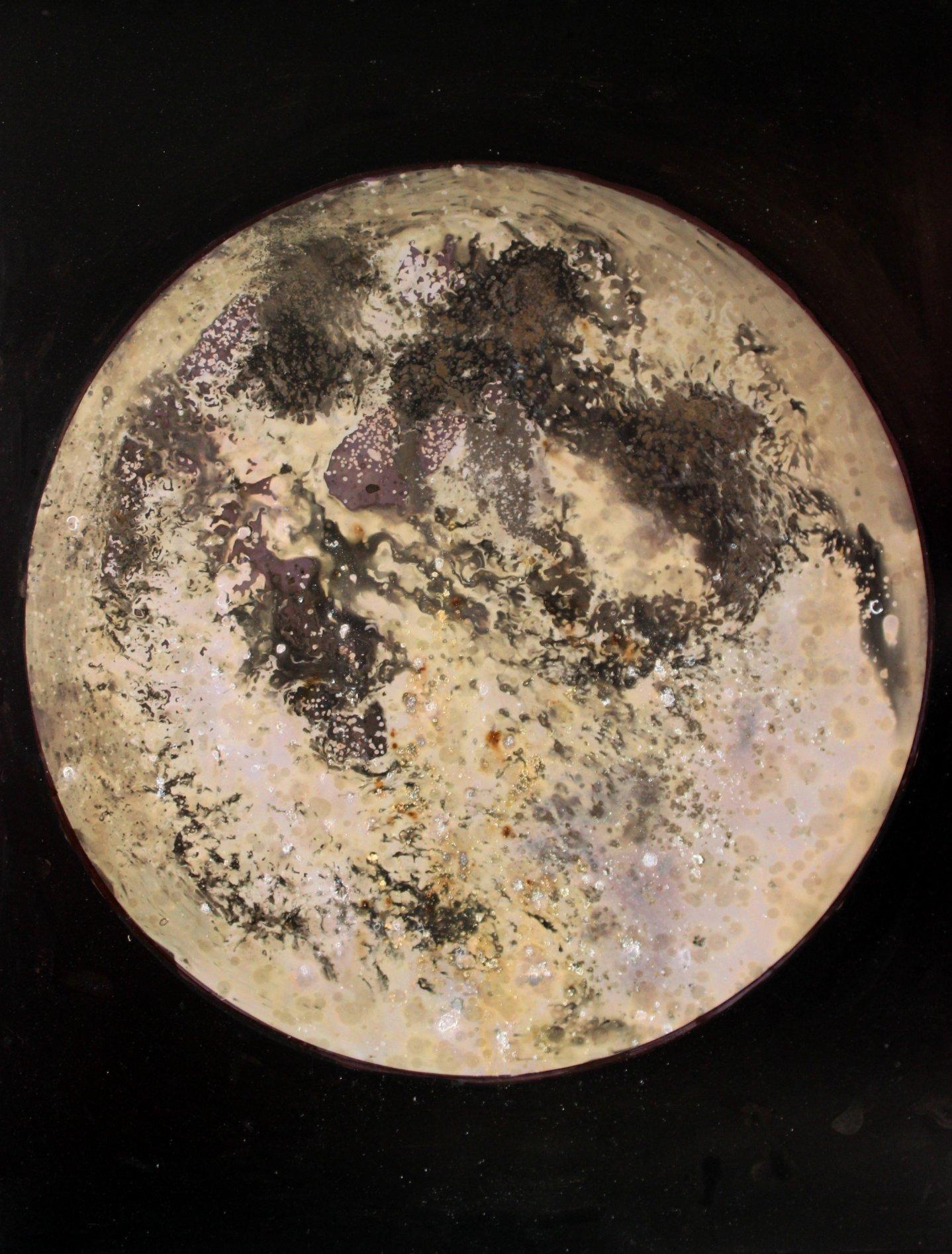 New Horizons (Calendario) (2016) - Carlos Carmona - dissidenxia