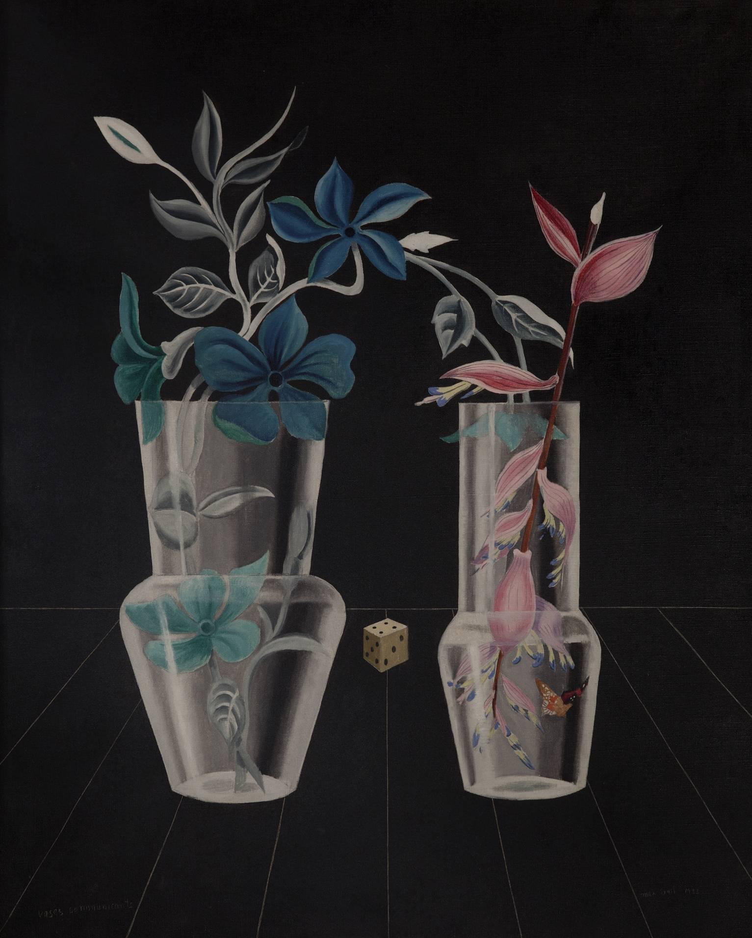 Vases communicants (1923) - Max Ernst