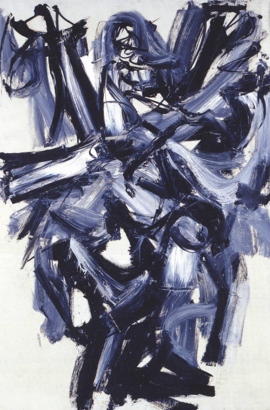 El grito nº 6 (1959) - Antonio Saura