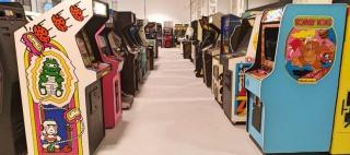 Cortesía del Museo del Videojuego Arcade Vintage