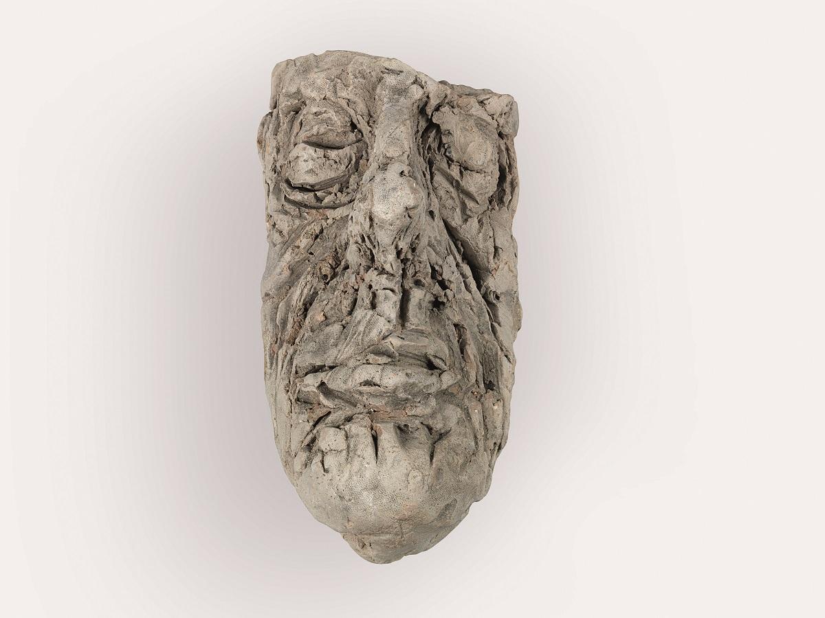 Tête de Diego [Cabeza de Diego] (1950) - Alberto Giacometti
