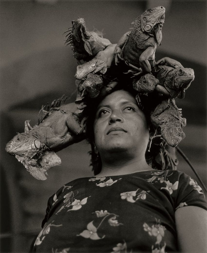 La Nuestra Señora de las Iguanas, Juchitán, Oaxaca, México