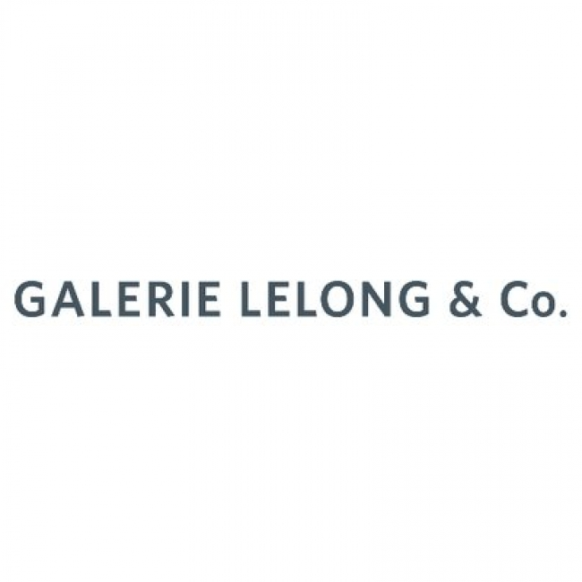 Logotipo. Cortesía de Galerie Lelong & Co.