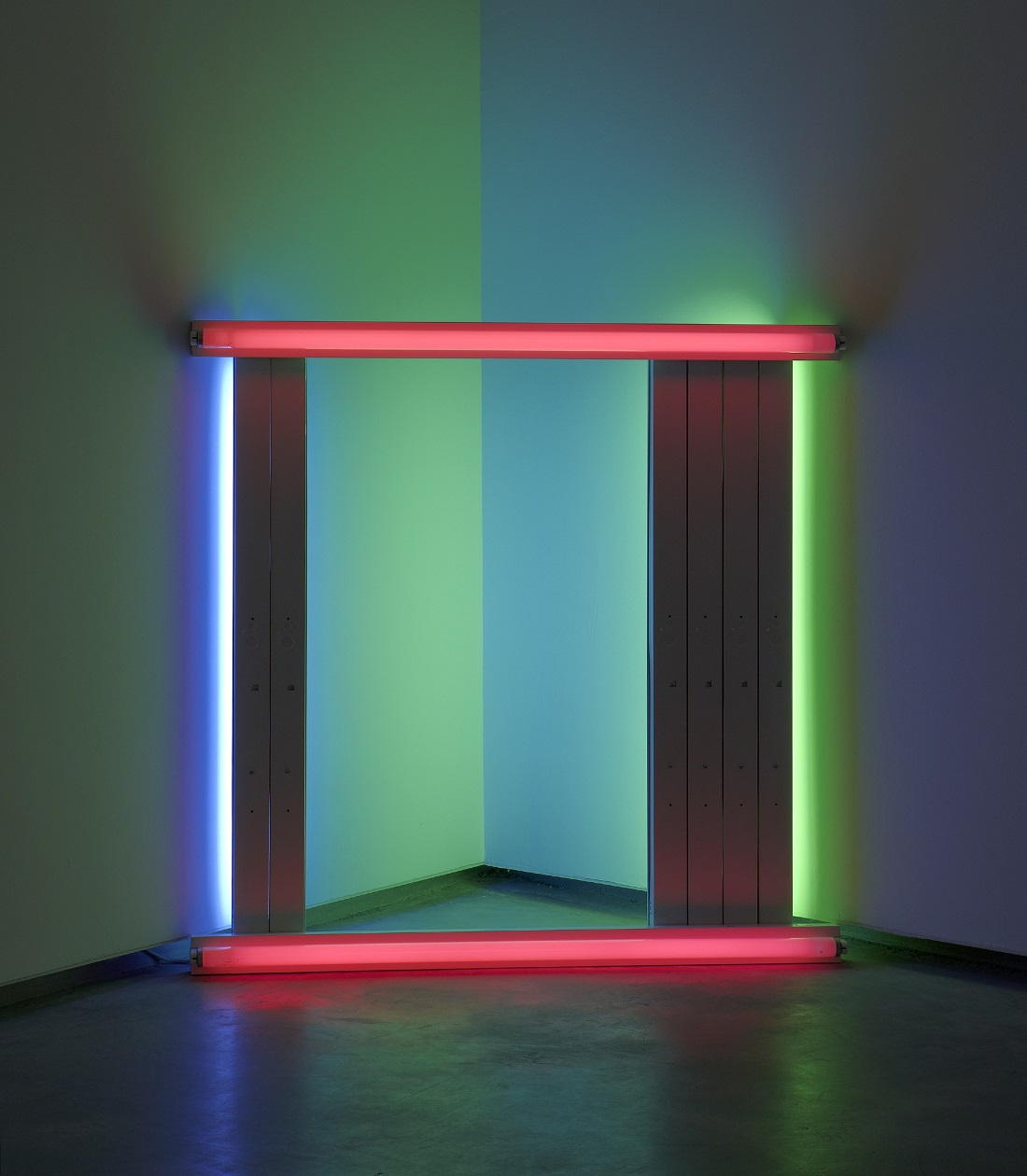 Untitled (for Ellen) (1988) - Dan Flavin