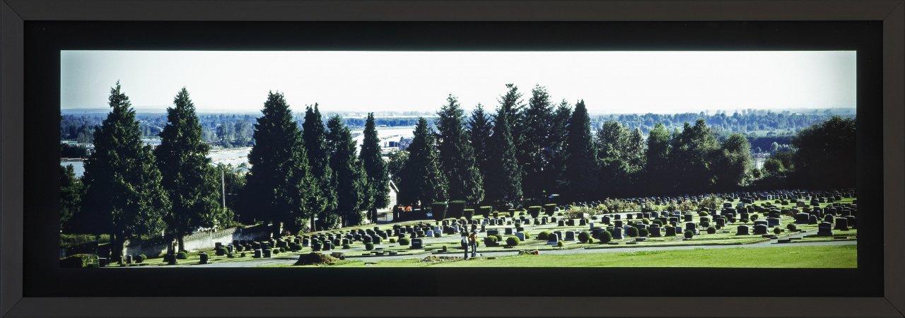 The Jewish Cemetery (1980) - Jeff Wall
