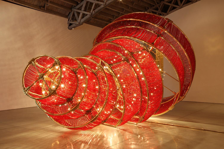 Descending Light (2007) - Ai Weiwei