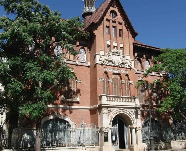 La Llotgeta. Cortesía de Fundación Caja Mediterráneo.