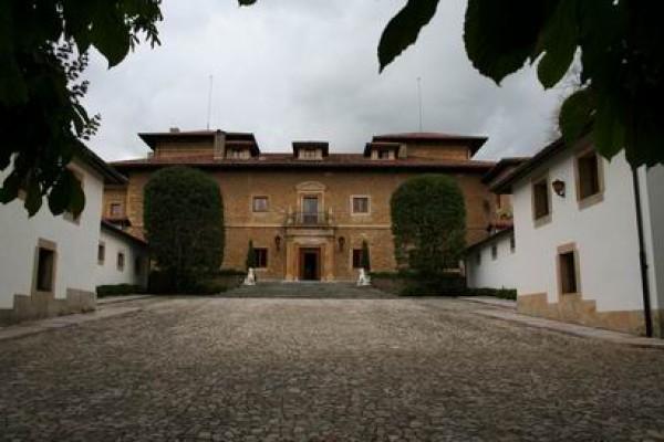 Palacio de Hevia en Siero (Asturias)