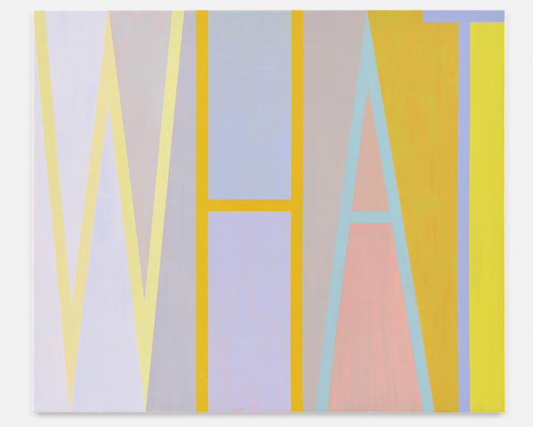 WHAT (2018) - Anne Berning