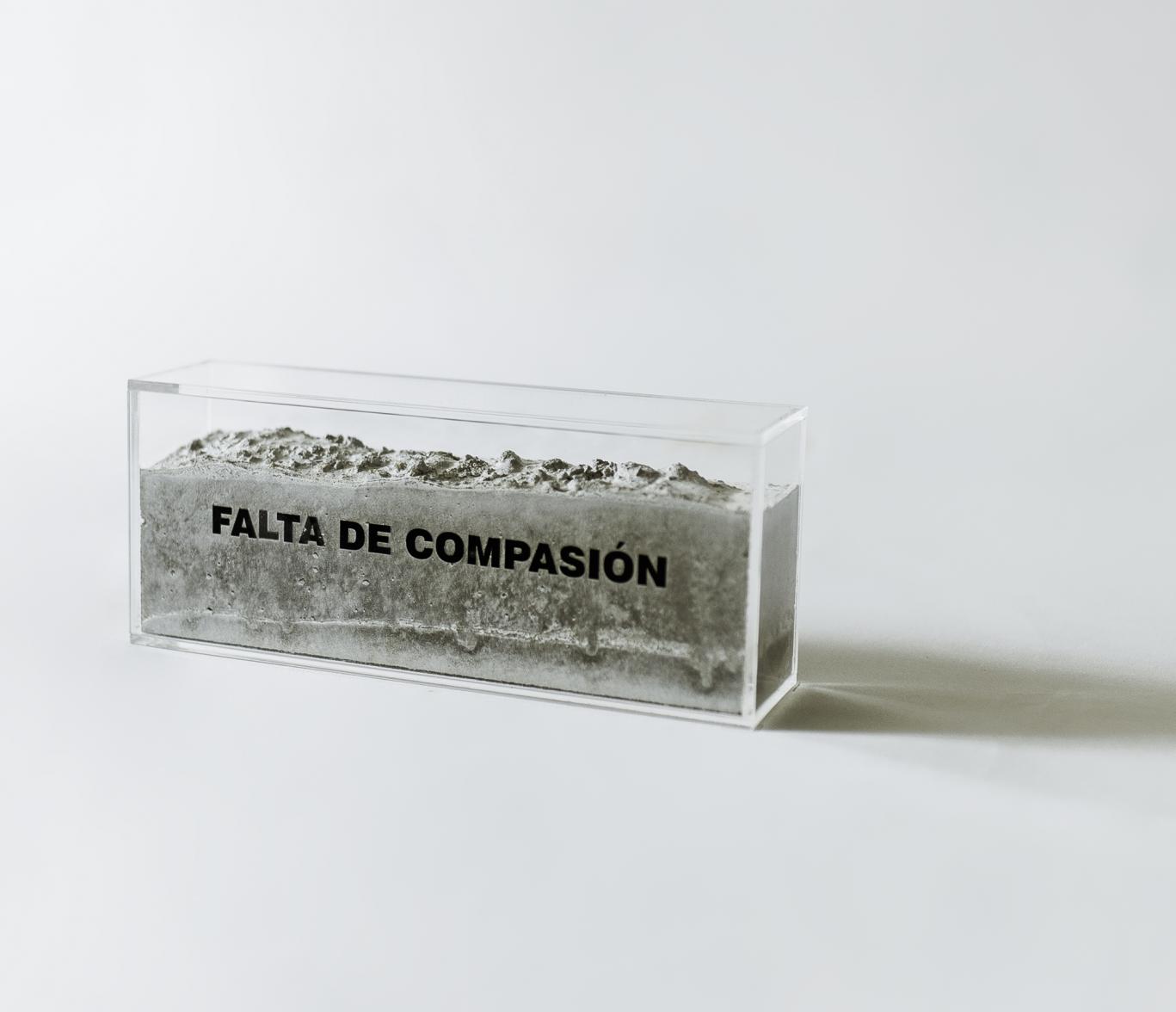Falta de compasion (2020) - Luisi Llosa