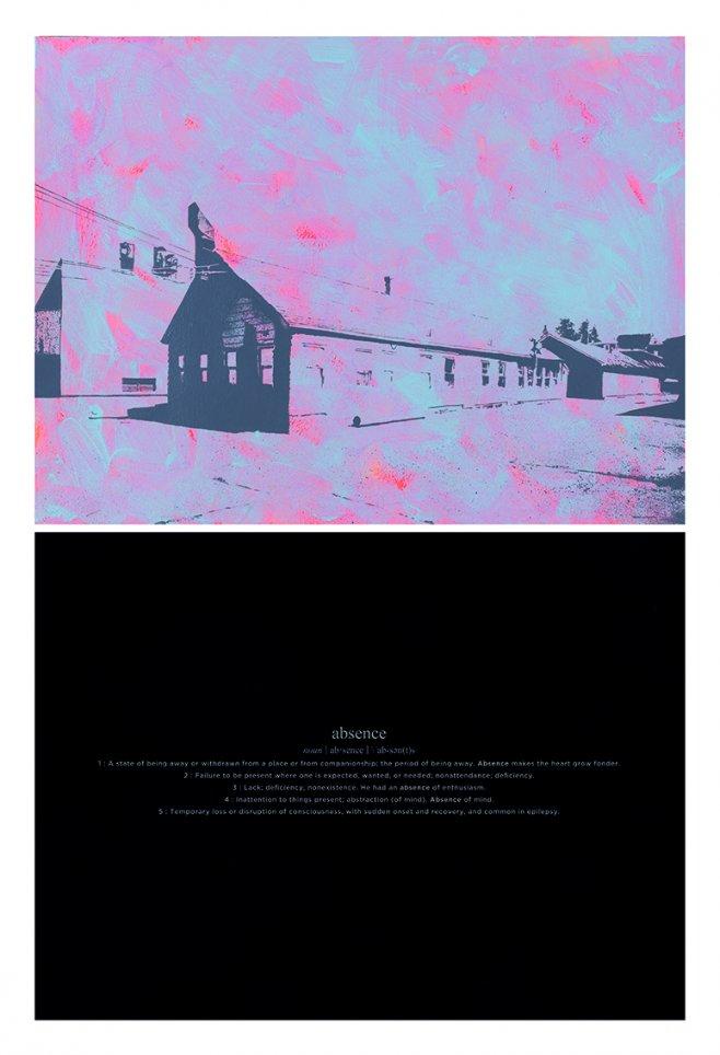 Absence #7 (2019) - Alexandre Baptista