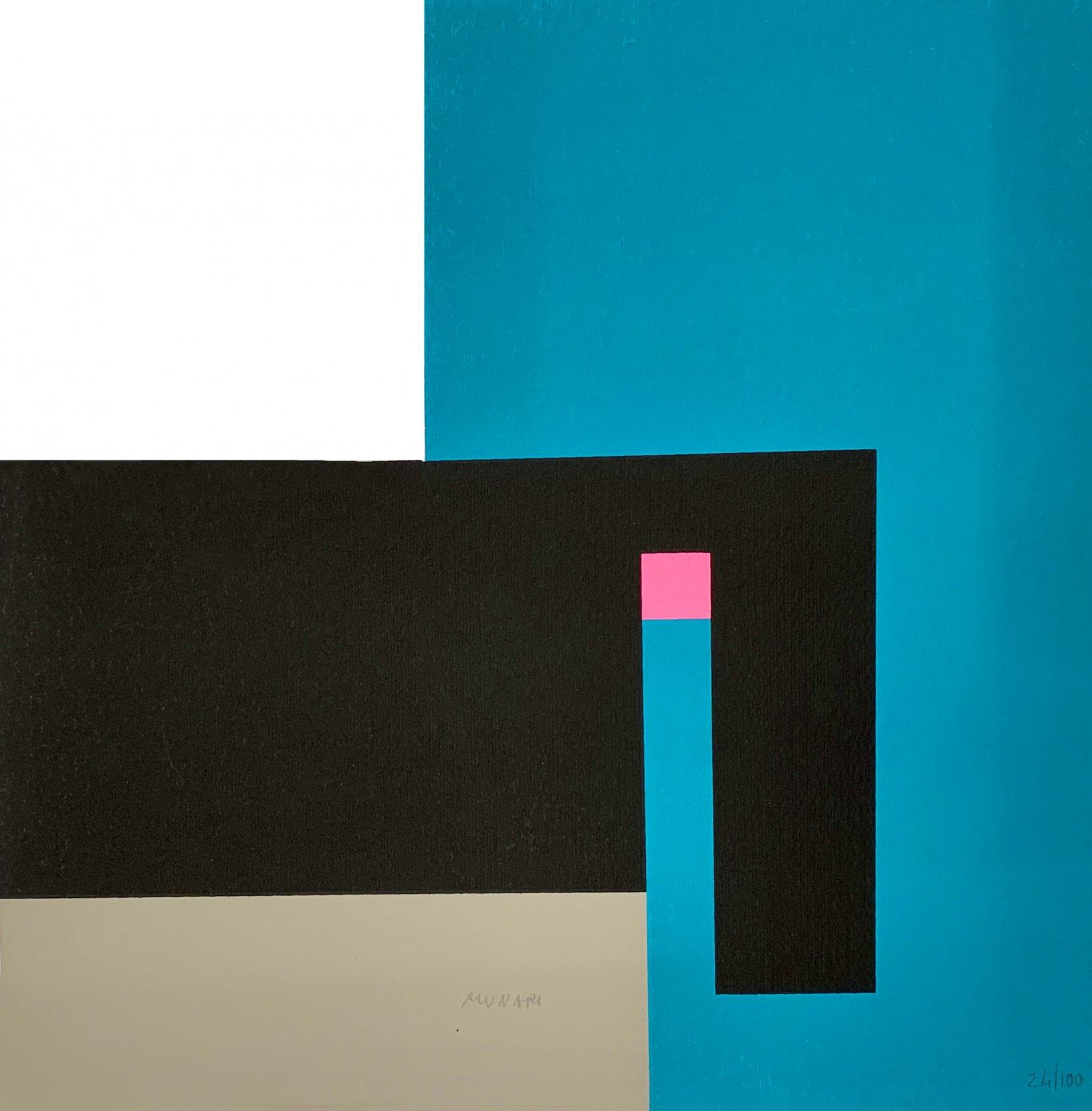 Variazioni cromatiche (1995) - Bruno Munari