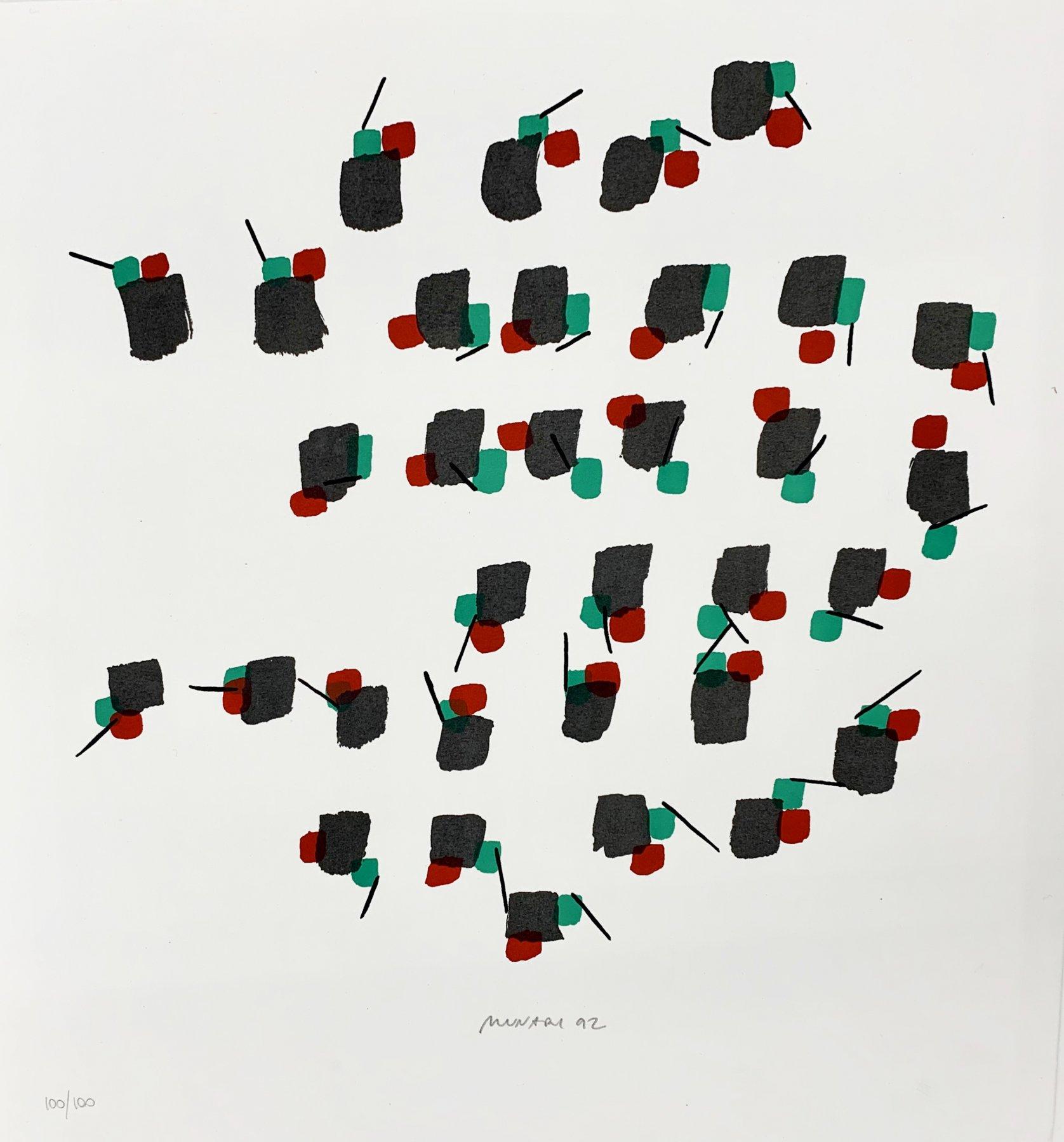 Sequenze cinetiche (1992) - Bruno Munari
