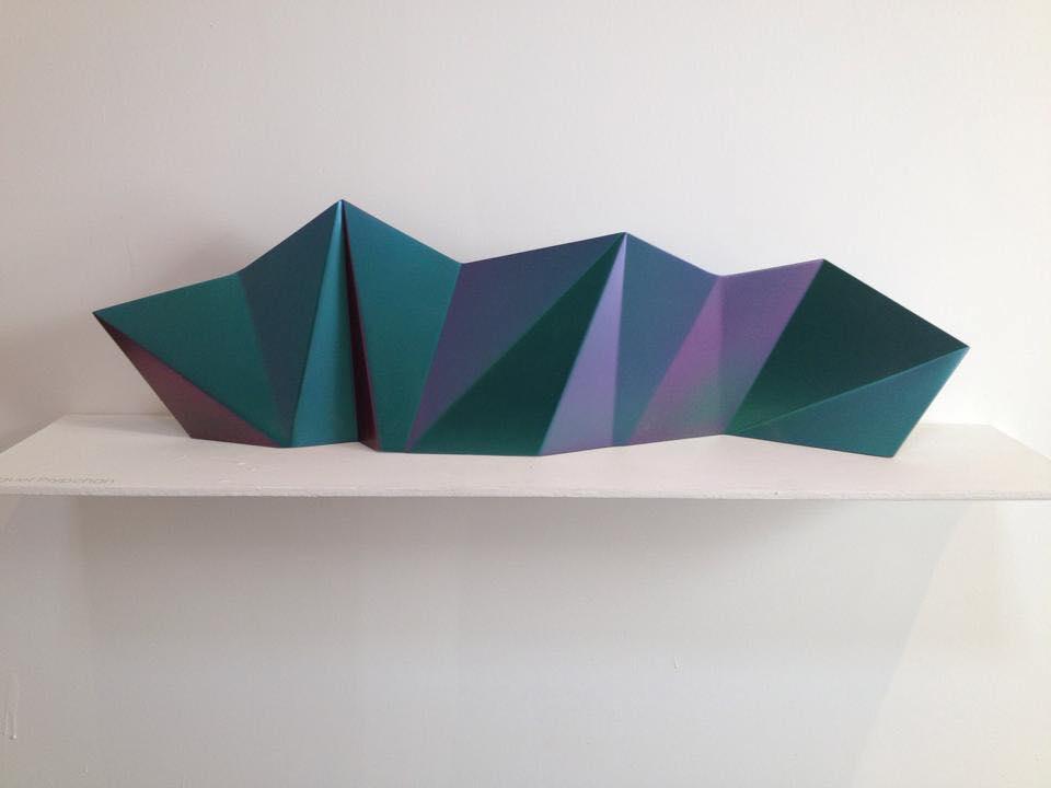 Avila Abstracto (2015) - Miguel Prypchan