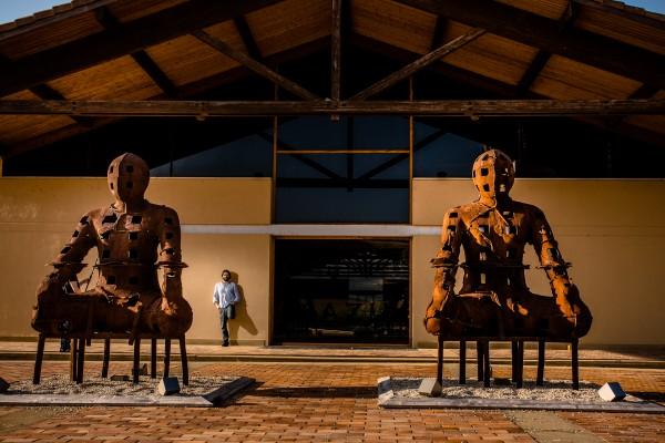 Fundación de arte Kablanc Otazu