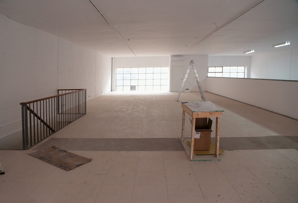 Fotografía del espacio de Tonia Trujillo