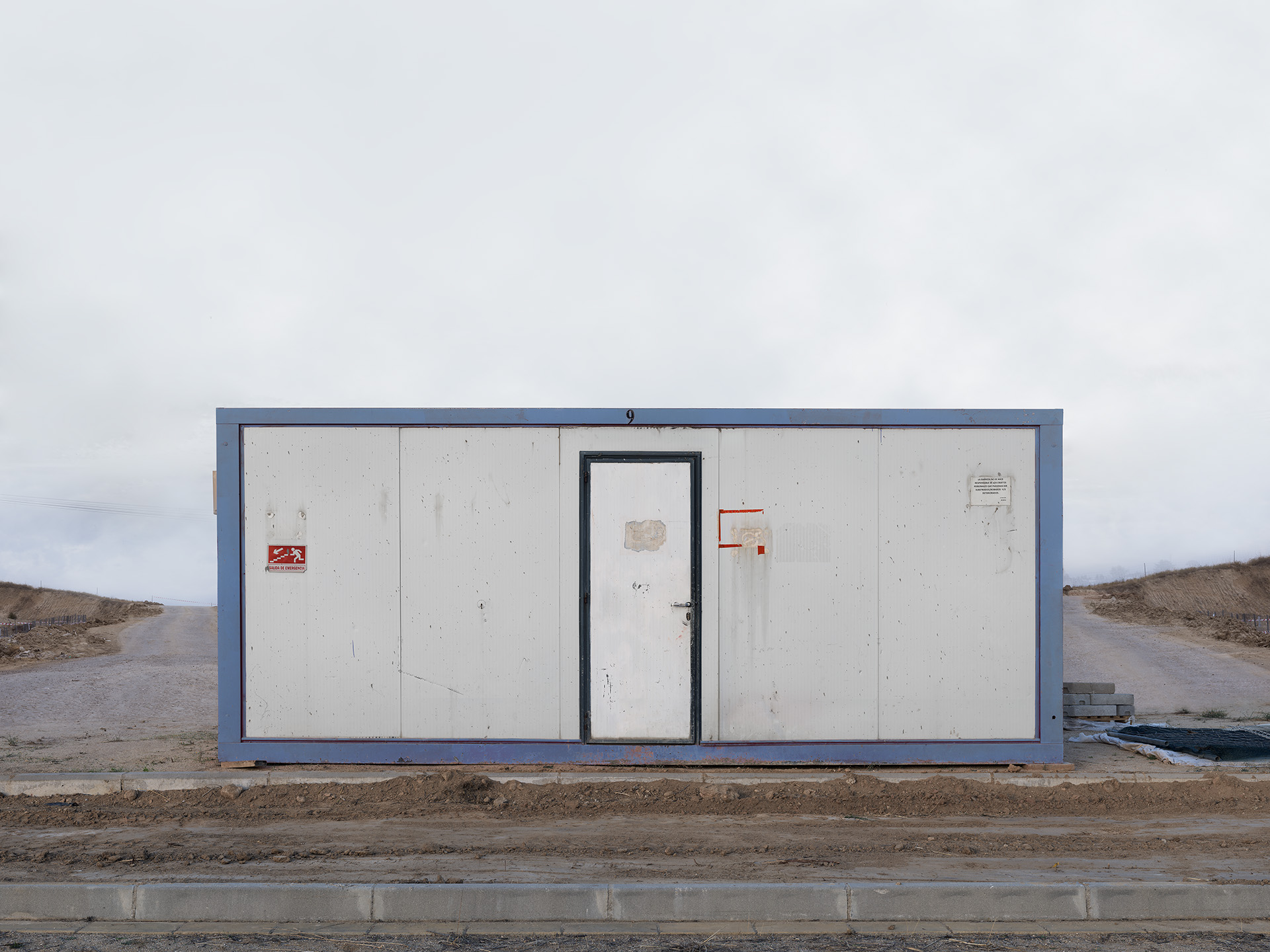 Container #3 (2014) - Manuel Franquelo-Giner