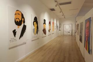 Exhibition-Micky Goldstein