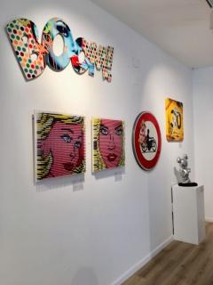 Lemon Frame gallery Tel Aviv