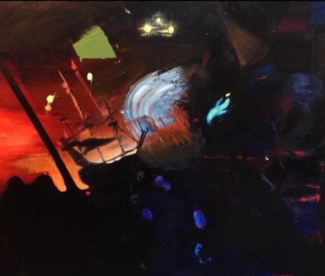 A Tempestuosa Travessia (2015) - Daniel Lannes Pereira