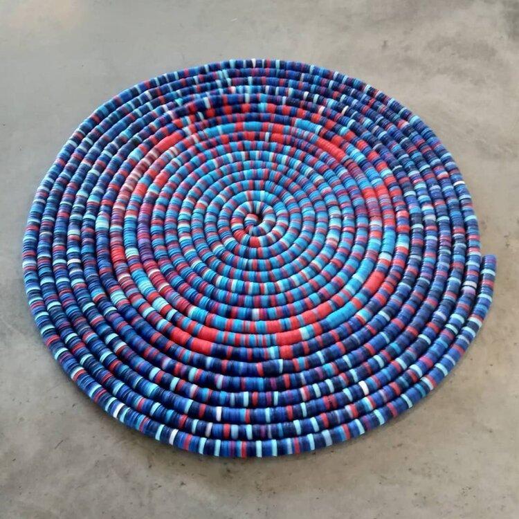 Mandala Azul (2019) - Agostinho Moreira