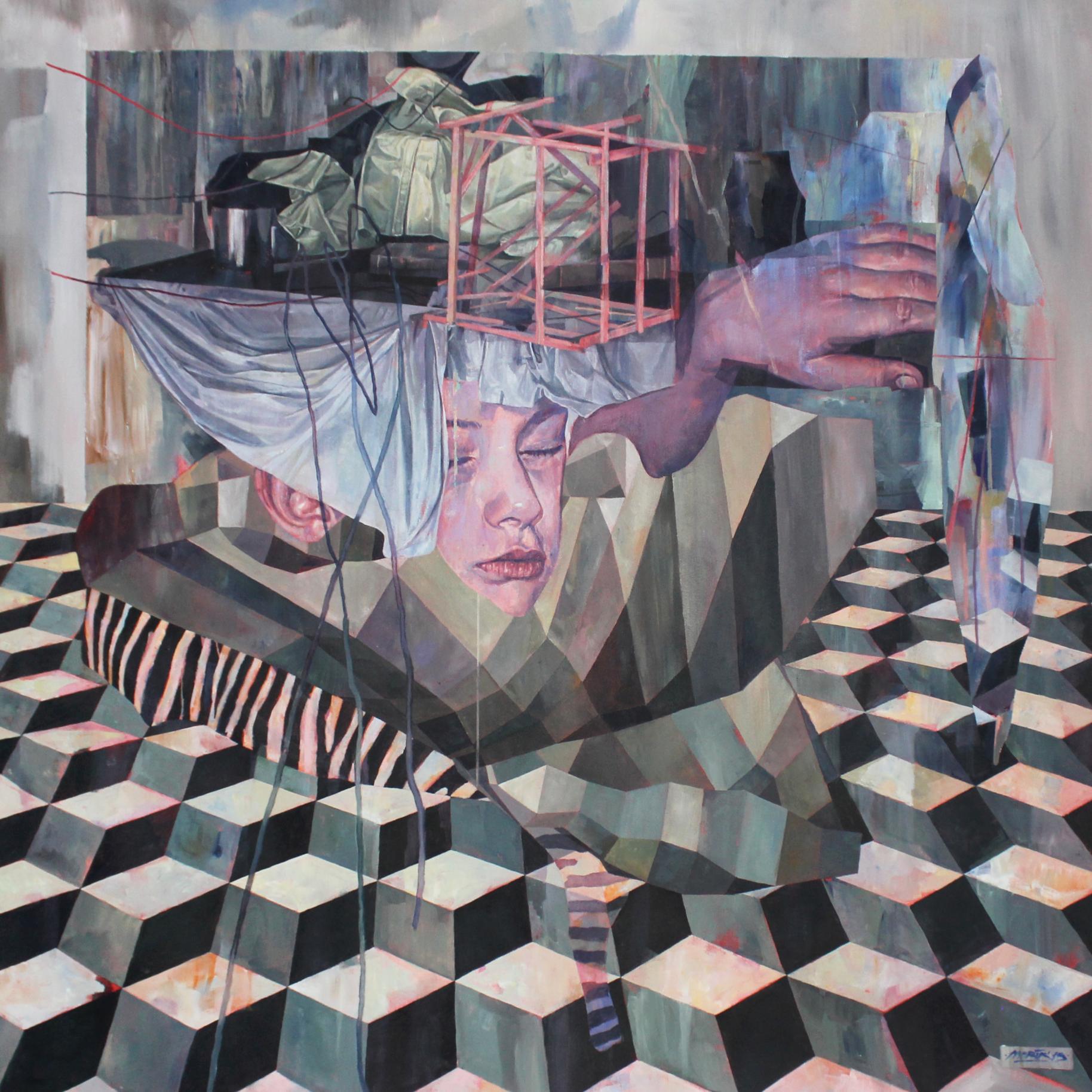 Troubled sleep (2015) - Marat Morik