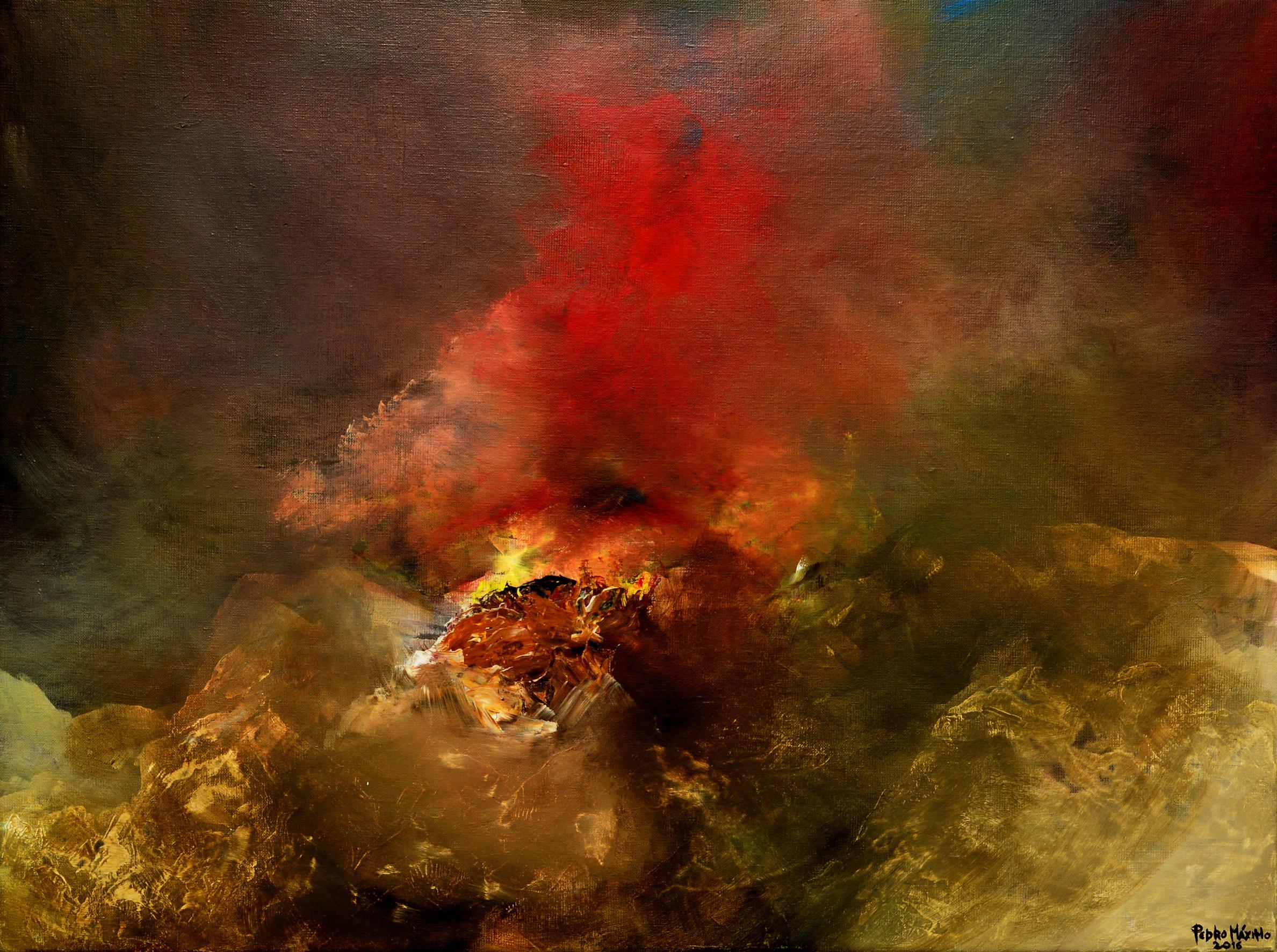 Red Flower (2016) - Pedro Máximo