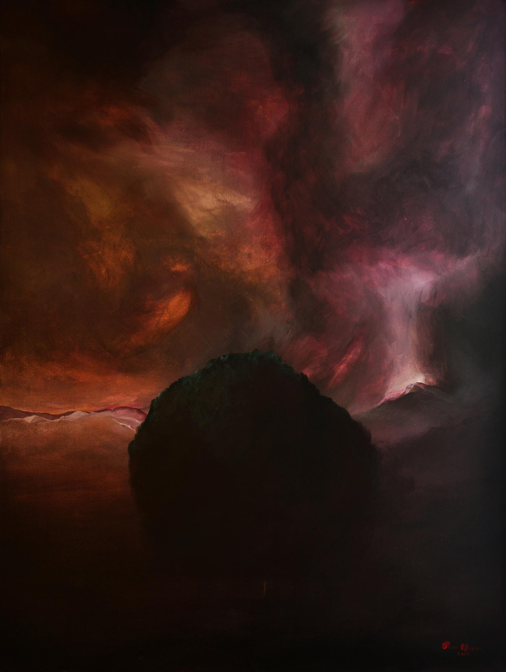 Volcano (2016) - Pedro Máximo
