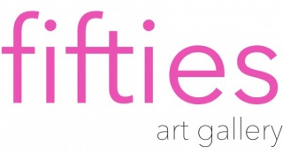 Fifties art gallery