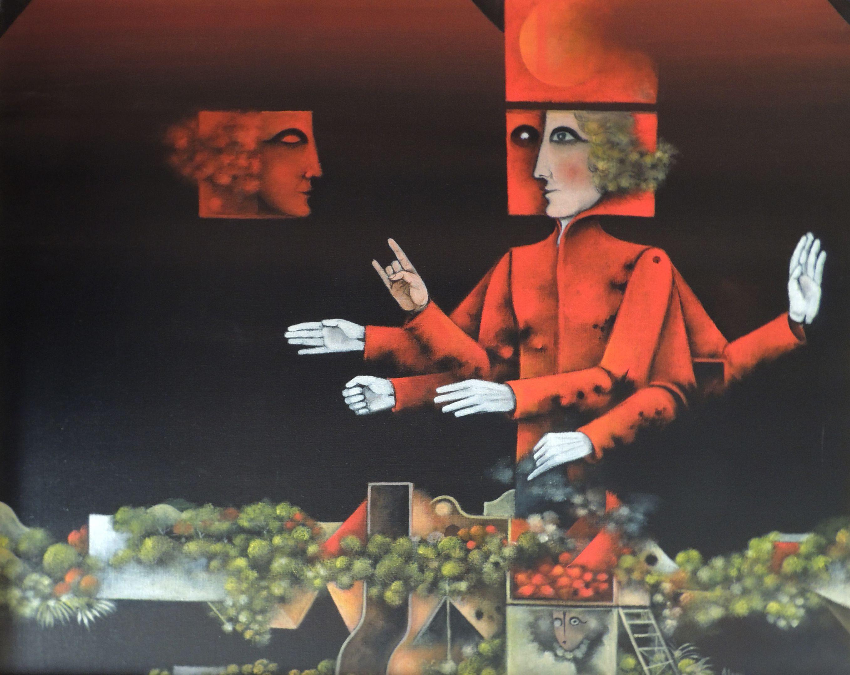Insolencia (1982) - Eduardo Alcoy