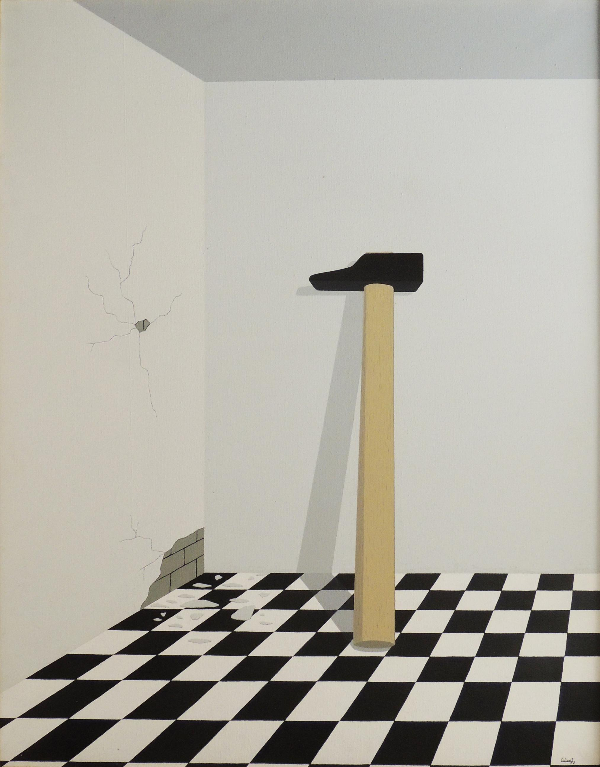 El repos del guerrer (1978) - Francesc Calvet i Mota